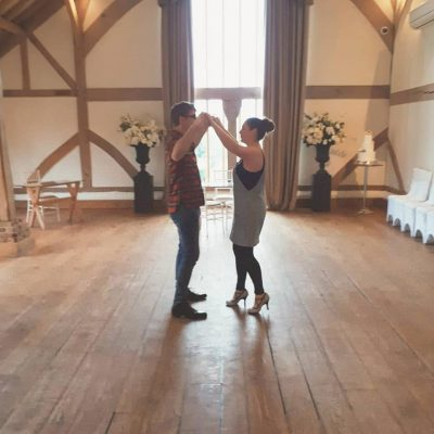 First Dance Rehearsal