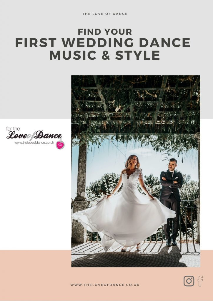 Find Your First Wedding Dance Music and Style Guide